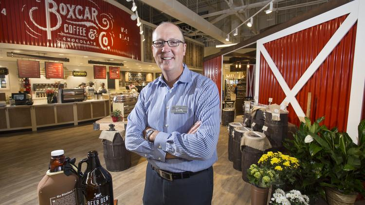 Lowes Foods President Tim Lowe Dishes On Grocery Wars Witty