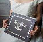 The latest wedding extravagance: Handcrafted books