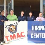T.Mac hiring for 150 jobs at its first Triangle sports grill