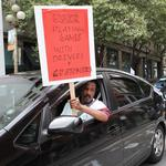 Uber goes to court to block Seattle's ride-hailing union law