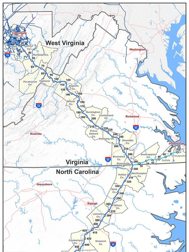 North Atlantic Natural Gas Pipeline