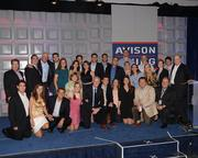 """No. 8: Commercial real estate firm Avison Young, based in Toronto, fosters a welcoming culture through a variety of activities, including company outings and activiites specially designed for its """"Young Guns"""" next generation of real estate leaders."""