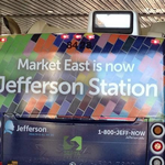 Jefferson pays $4<strong>M</strong> for naming rights to Market East Station