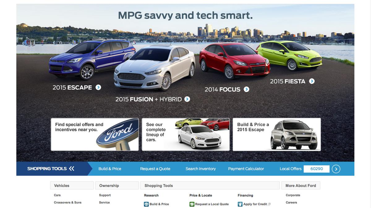 Lending Arm Of Ford Takes Equity Stake In San Francisco