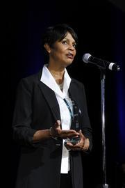Debby Ballard, director of community affairs, Sprint Nextel Corp.
