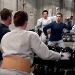 Green Bay Packers QB  <strong>Aaron</strong> <strong>Rodgers</strong> gets pumped up in new State Farm spot