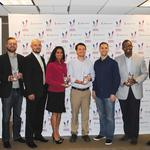 These four startups won $20,000 in this year's Vogt Awards