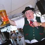 New for Oktoberfest Zinzinnati: Brat-eating contest sponsor, official lederhosen and ... Jimmy Kimmel?