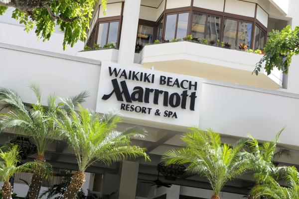 The Waikiki Beach Marriott Resort Spa Charges 37 For Guests To Park Overnight At