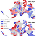 Chart of the Day: Here's why Cincinnati's gentrification process is unique