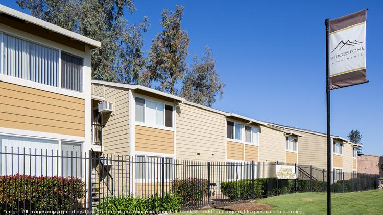 The 84 Unit Ridgestone Apartments Complex At 8180 Center Parkway In South  Sacramento