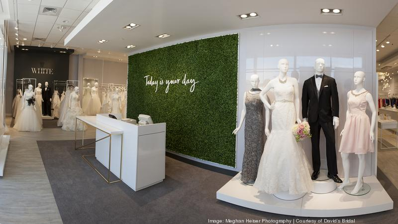 2be8c0ed74424 After exiting bankruptcy, David's Bridal outlines strategy - Bizwomen