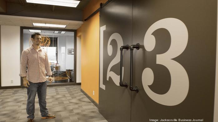 Jacksonville tech firm begins to corner market