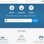 Drizly targets desktop users with new website for on-demand booze delivery