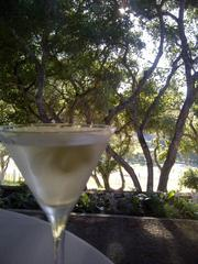A martini at The Lodge allows you to take in the Carmel Valley scenery.