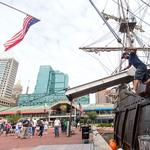 Star-Spangled Spectacular, Steelers and Yankees have filled Baltimore's hotels