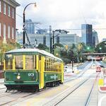 Streetcar in line for June start