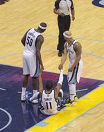 Grizz may take advantage of new courtside ad space
