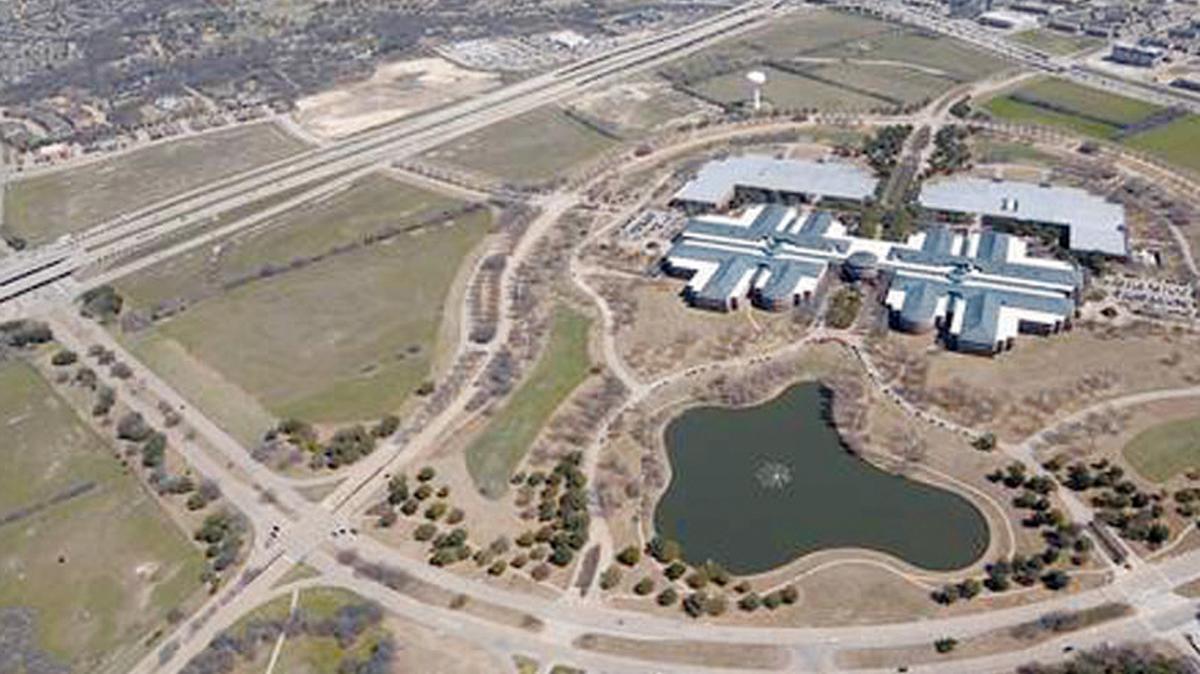 Toyota headquarter in Texas
