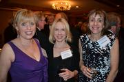 Denise Hart, from left, Lisa Brown and Kathy McNeill at the 2013 Outstanding Directors Awards.
