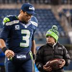 Five Seattle Seahawks players are among top-sellers for NFL merchandise