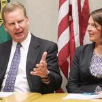 Port of Seattle CEO's job in question after DUI citation