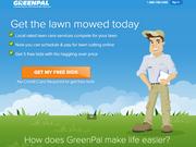 GreenPal website