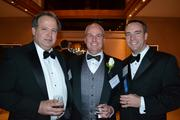 Mark Brown, from left, Wayne Grubbs, and Dan Kotter at the 2013 Outstanding Directors Awards.
