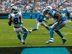 A look at the Carolina Panthers' win against Detroit Lions (PHOTOS)
