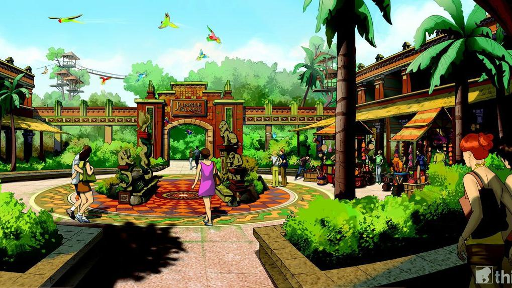5 things to know, including Jungle Island set for major renovations - South Florida Business Journal