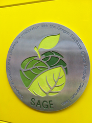 SAGE's team will supply three units to a group in Cambridge, Md. that will help students learn about fragile ecosystems.
