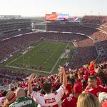 See 29 months of 49ers' Levi's Stadium construction in one trippy video