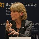 Martha Coakley: I am not a candidate to lead Suffolk University