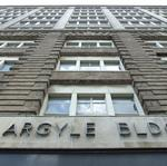 Redevelopment begins on Argyle Building