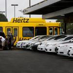 Hertz car renters can now find parking using SpotHero