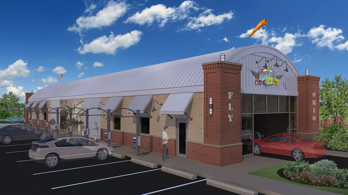 Flying Ace Express Car Wash Plans More Locations Dayton
