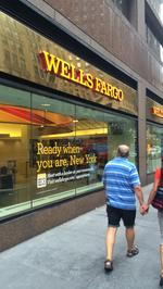 Wells Fargo lets customers redeem credit card rewards at ATM