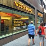 Wells Fargo lets customers redeem credit-card rewards at ATM