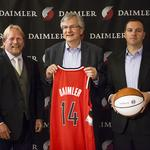 Blazers partnership indicates strong community role for Daimler