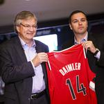 McGowan: <strong>Blazers</strong> set to easily exceed 2014-15 sponsorship goals