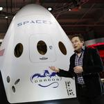 <strong>Elon</strong> <strong>Musk</strong>'s SpaceX says it'll take passengers on moon trip next year