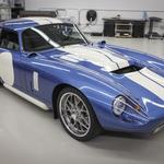 Inside the garage that built the Renovo Coupe, a wicked-fast electric supercar