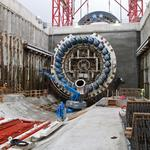 Bertha expected to resume digging in March 2015