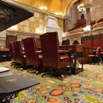 Lawmakers get poor marks from small business group after minimum wage hike, paid leave mandate