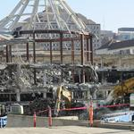 What will happen to the western end of Downtown Plaza?
