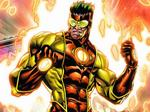 Captain Citrus gets a new look and a new storyline