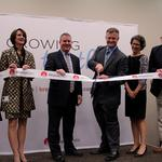 Alliance Data cuts ribbon on expansion