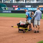 Royals vs. rain: Expect decision close to game time