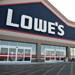 Lowe's earnings jump even as rough winter hurts sales