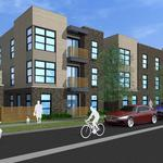 Harrison West apartment project on tap at Trotting Association site